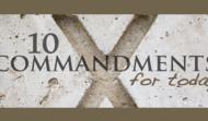 Sermon Podcast: Thou Shalt Not Steal (Exodus 20:15)