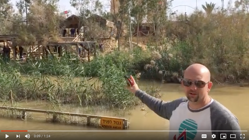 Videos From My Recent Israel Trip